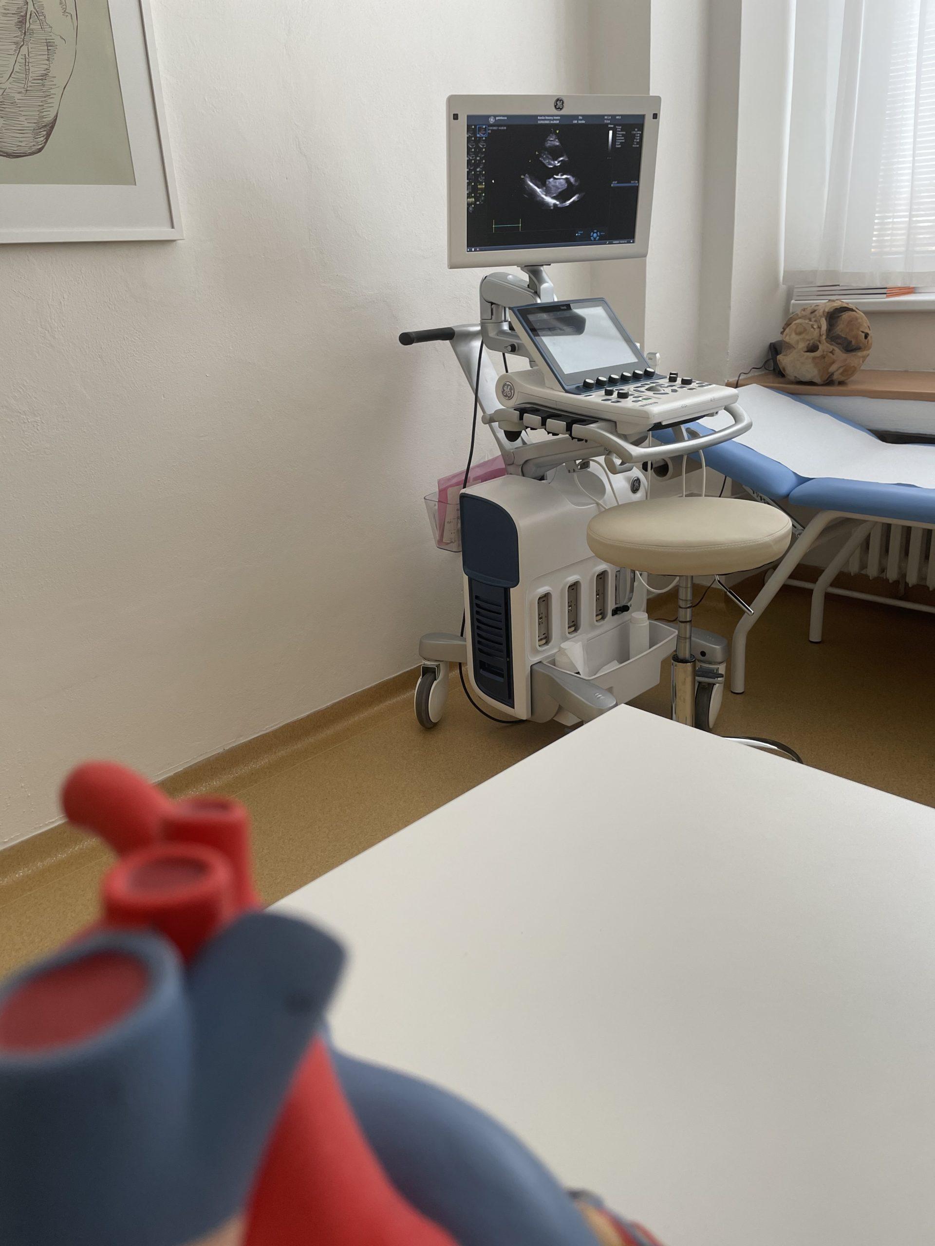 Kardiologie Vsetin sro Ordinace 1